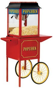 popcorncart small Popcorn cart.