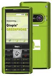 qtopiagreenphone small Linux Greenphone.