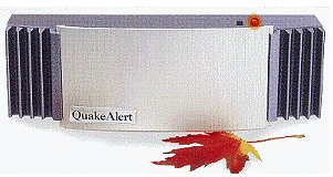 quakealert The Earthquake Alarm box.