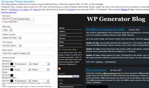 wordpressthemegenerator small WordPress Theme Generator   gotta blog? Want a fast new theme...?