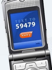 kwiry small Kwiry   text reminders with a little extra smart sauce