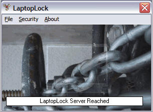 laptoplock LaptopLock   freeware security program protects your laptop if it is stolen