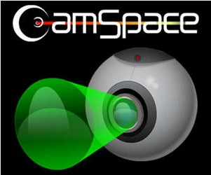 camspace small CamSpace   control your video games and computer programs with your webcam