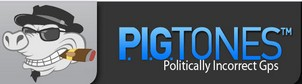 pigtones small Pig Tones   funny voices you can download to your GPS satnav