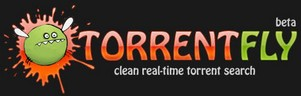 torrentfly small TorrentFly   new Bittorrent meta search engine with fake filter
