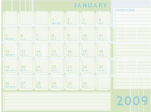 microsoftcalendars small 105 Free Calendar Templates from Microsoft   get your dates right and prosper