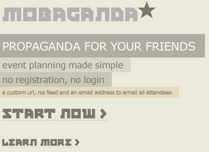 mobagada small Mobaganda   event planning done simple