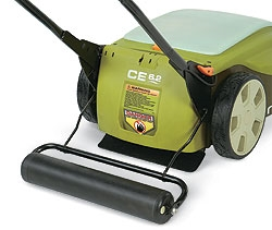 neuton ce6 striper Neuton CE6   Stylish battery powered lawn mower with extras