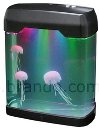 jellyfish aquarium USB Jellyfish Aquarium   Behold the Lions Mane!