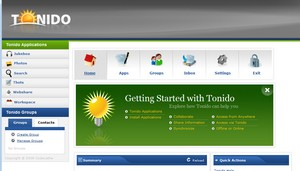 tonido small Tonido   the brave little desktop that could...
