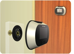 digitalpeephole Digital Peephole Viewer   Improves the view through your door