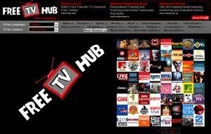freetvhub small Free TV Hub   1459 channels of movies, programs and lawyer bait for free