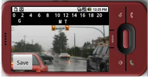 bemeblackbox small BeMeBlackBox   the awesome car crash camera on your mobile phone