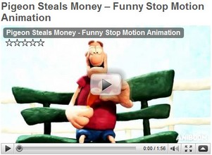 stopmotionvideos small Superb Stop Motion Video Collection   lovely set of clever and sophisticated stop motion videos