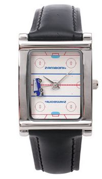 Zamboni Watch – Uber cool