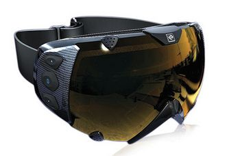 image 176 Zeal Transcend   Heads up display equipped ski goggles