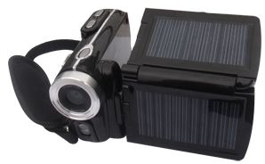 jetyohdtvt900 Jetyo HDTV T900   Worlds First Dual Solar Charging HD Camcorder...for $88