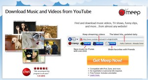 meep4 small Meep   the ultimate free video downloader