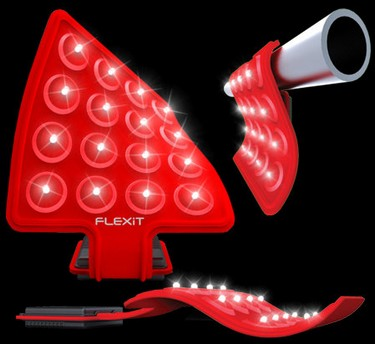 flexit small Flexit   the ultra flexible LED light