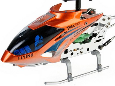 trexs929helicopter small Trex S929 Self Flying Helicopter   just press record and sit back...