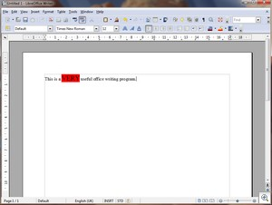 libreoffice2 thumb LibreOffice   free open source MS Office alternative hits the streets running