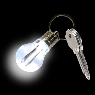 litebulb LiteBulb Keyring Light