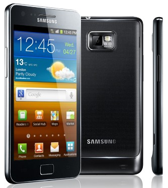 samsunggalaxys2 small 10 Reasons Why The Samsung Galaxy SII Is The Best Smartphone In The World Right Now, Bar None!