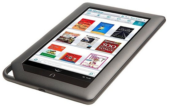 bn nook pr top 1 $35 microSD card turns your Nook Color into a full Android tablet