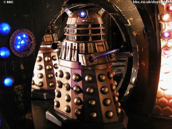 Soon you'll have a Dalek in your living room mimicking the one on your screen