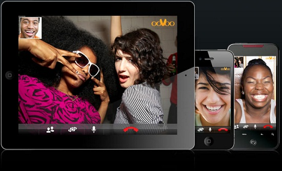 mobilepage slider phones ooVoo does free 6 way video calling and more [Daily Freeware]
