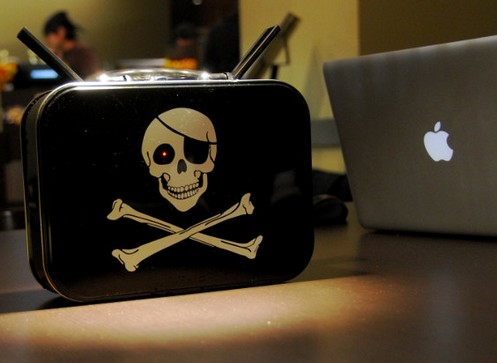 piratebox small PirateBox transforms any space into a open file sharing network