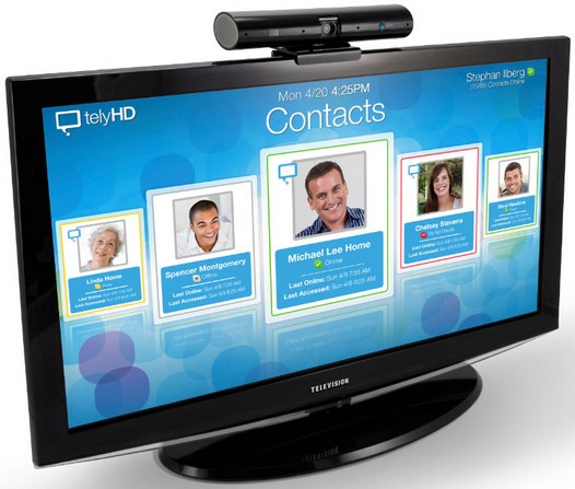telyhd4 small1 TelyHD brings free high definition Skype calls to your living room flatscreen TV