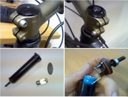 spybike small The brilliant SpyBike GPS Tracker keeps track of your stolen bike on your phone