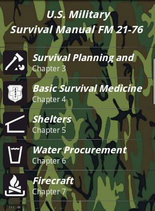 survivalguide Survival Guide makes your smartphone a lifesaver [Freeware]