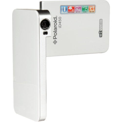 Polaroid2 Polaroid iD450 WiFi Digital Video Recorder is short, sweet, and to the point