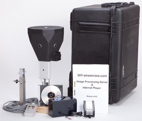 diystreetviewcamerakit DIY StreetView Kit is the perfect Xmas gift for Apple corp