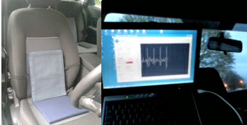 plesseyepicdriverfatigue4 New car seat technology could stop the car if youre too tired to drive