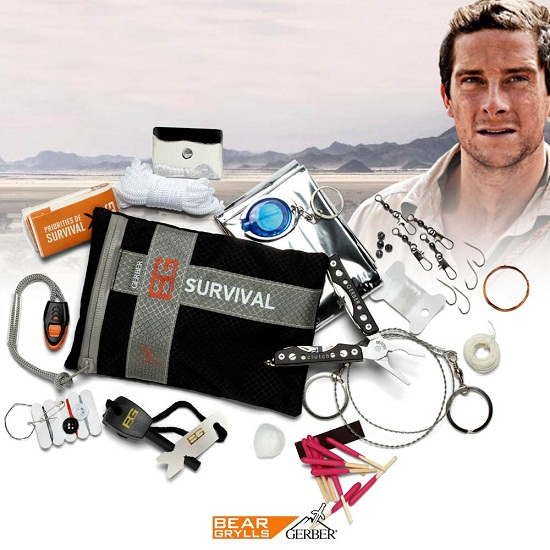 bear grylls ultimate kit Bear Grylls Survival Kit: because you just never know
