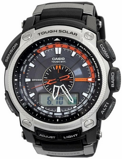 casiopathfindertoughsolar Casio Pathfinder Tough Solar   the watch your grandmother would wear if she was a lumberjack