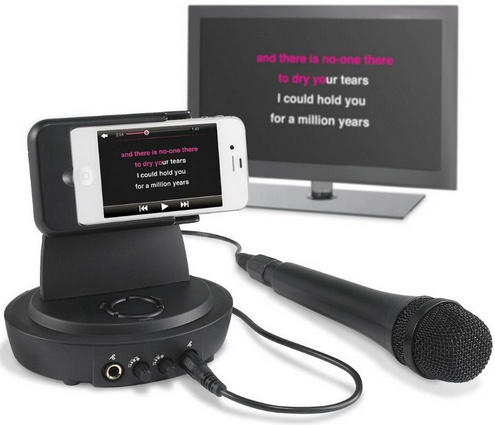 iphonekaraoke 10 Cool Last Minute Gifts Under $50 For The Geek In Your Life