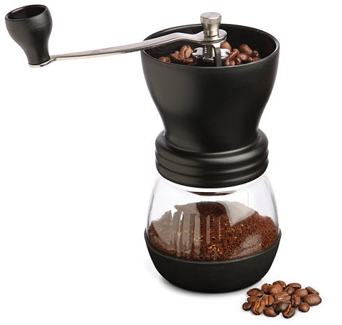 kyocera ceramic coffee grinder Ceramic Coffee Grinder   no muss or fuss for perfect coffee