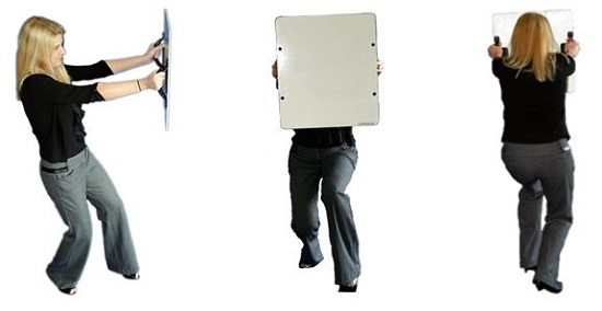 Bulletproof Whiteboard Bulletproof Whiteboard – this teacher plays no games