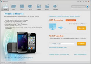 moborobo2 Moborobo   cool smartphone management tool is the perfect backup option for multiple phones [Freeware]