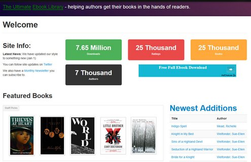 tuebl Tuebl   The Ultimate EBook Library [Freeware]