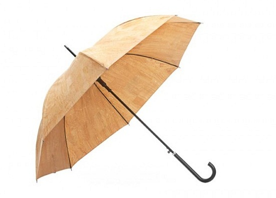 Pelcor Little Umbrella Pelcor Little Umbrella is made of something that might surprise you
