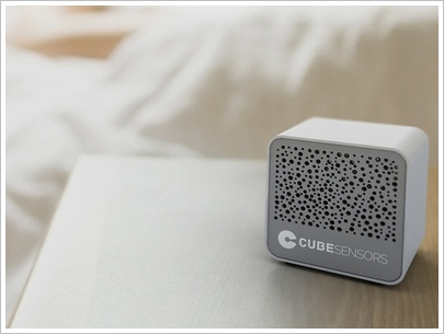cubesensors3 CubeSensors   small smart cubes improve your life by keeping track of your environment