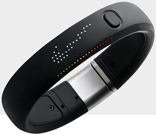 nikefuelband Nike+ FuelBand vs Fitbit One vs Scosche Rhythm   we find out which gadget will keep you healthier [Video Review]