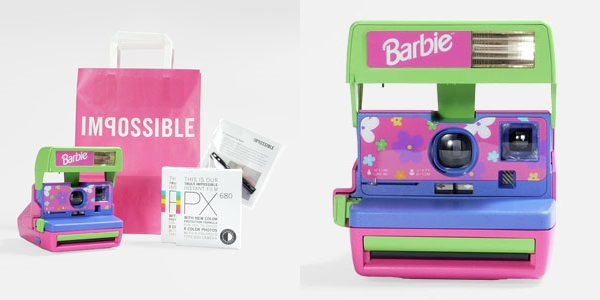 Barbie Polaroid Camera Barbie Polaroid Camera Kit – play times over....oh wait...