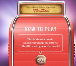 Filmillion – cool online game is a 20 questions for movies