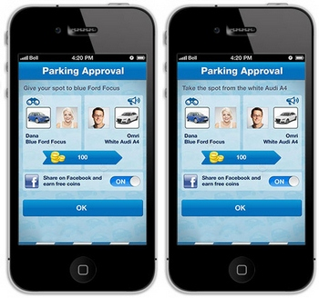 parko3 Parko   join this community parking club on your phone and banish parking headaches